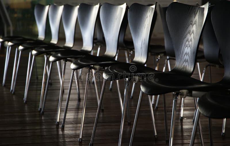Scena della sedia dell'interno immagini stock