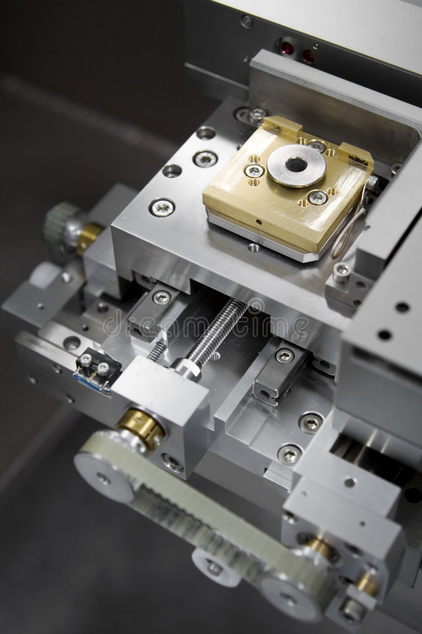 scena laserowa obraz stock