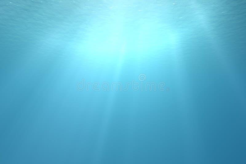 Scena subacquea tropicale fotografia stock