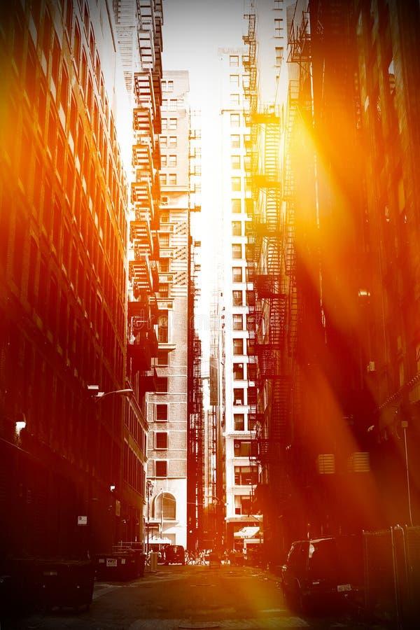 Scena urbana fotografia stock libera da diritti