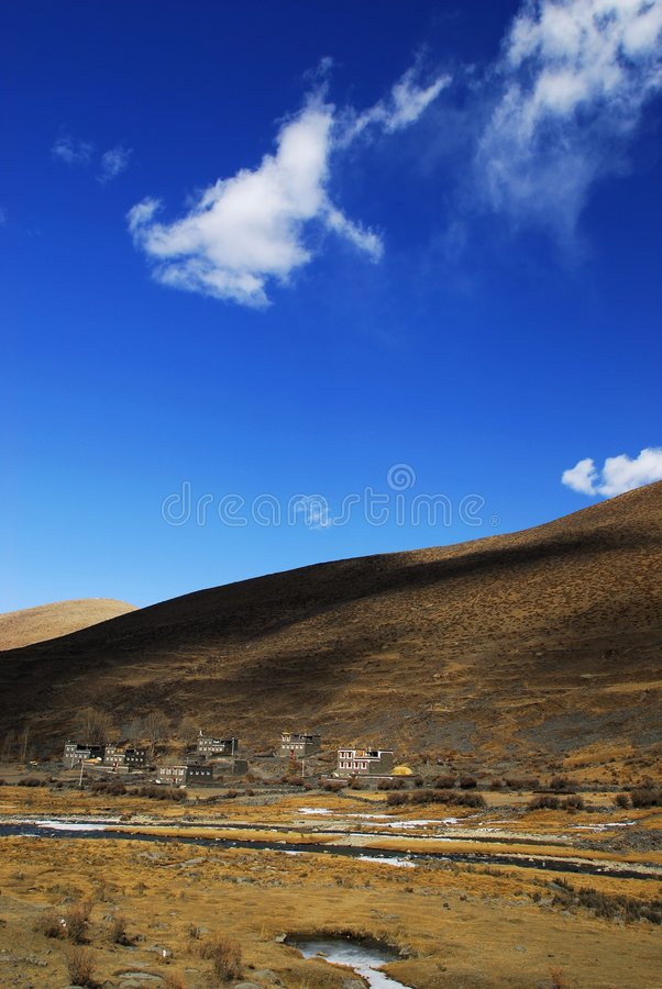 Free Scenary Of Xin Du Qiao Royalty Free Stock Images - 8722829