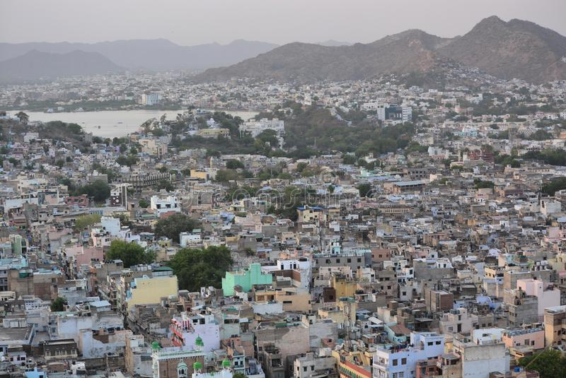 Scence top. Ajmer Rajasthan india stock photography