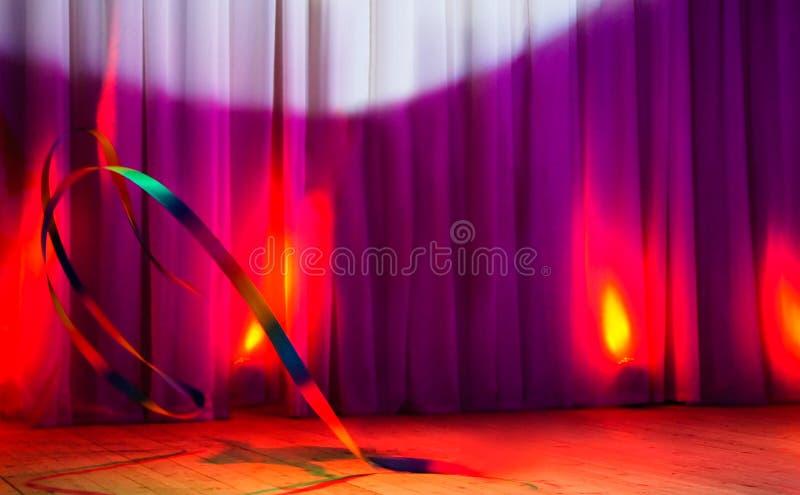 Scene del fondo nell'ultravioletto immagine stock