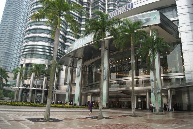Scene della via di Kuala Lumpur, Malesia immagini stock