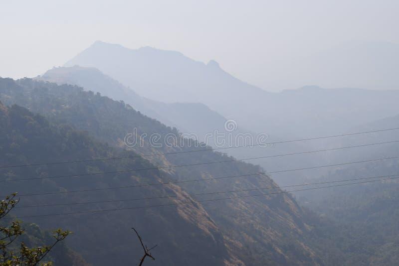 scene delle montagne fotografie stock libere da diritti