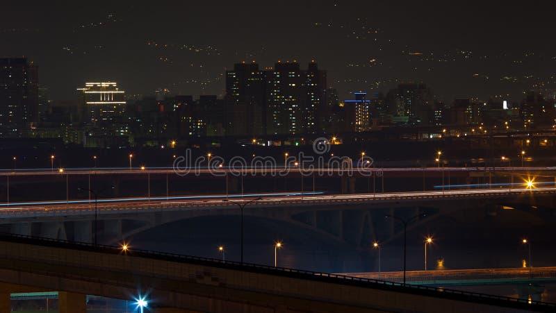 scene di notte   fotografia stock libera da diritti