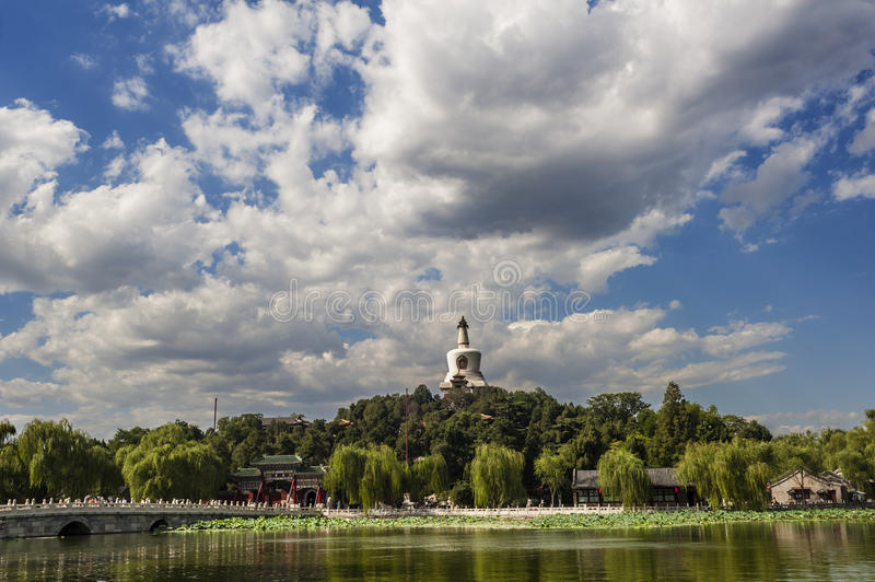 Download Scene Of The Imperial Park, Beijing Royalty Free Stock Photos - Image: 29981818