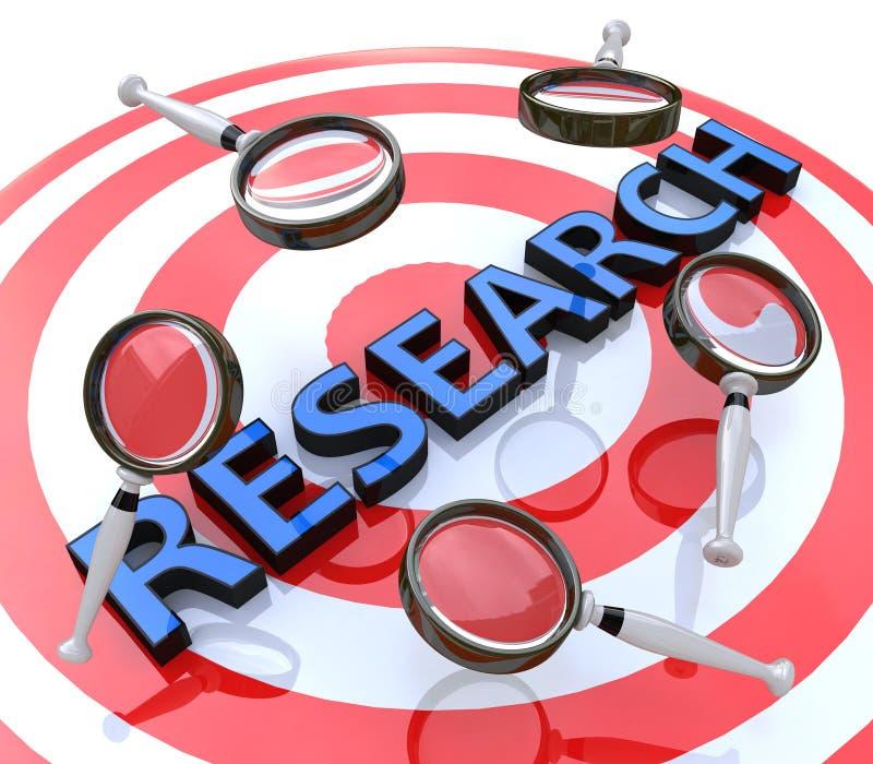 Scene research stock photos