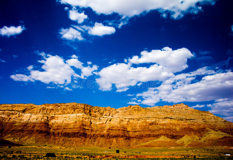 sceneria mountain Utah fotografia royalty free