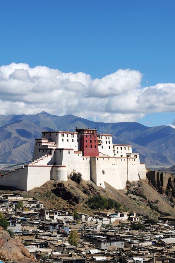 sceneria Tibet zdjęcia stock