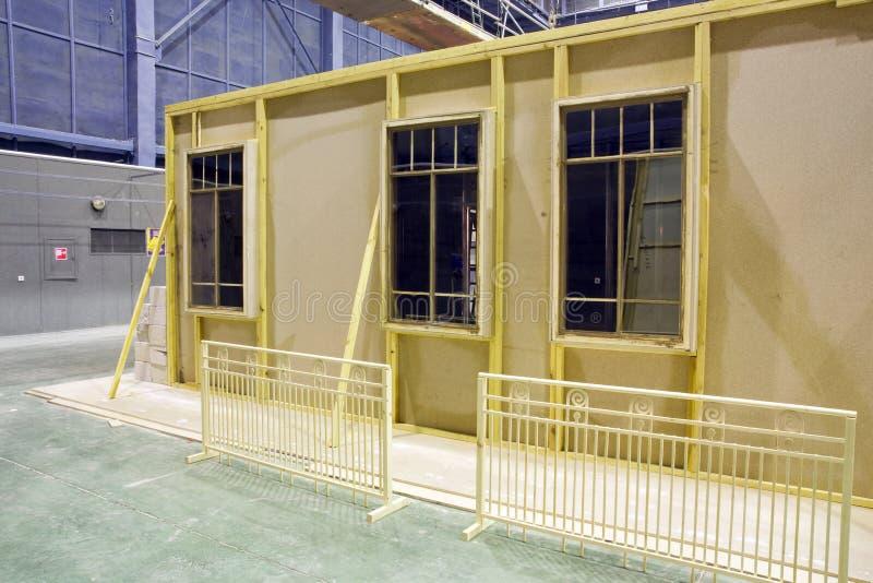 scenerii ekranowy studio zdjęcie stock