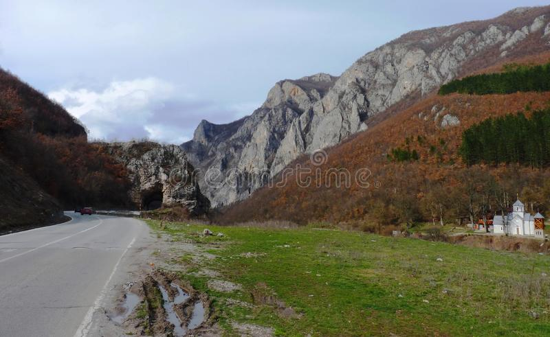 Download Scenery Of The Bosnian Countryside Stock Image - Image: 30826503