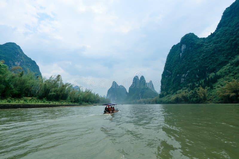Download Scenery Of Li River In Guilin Stock Photo - Image: 24661488