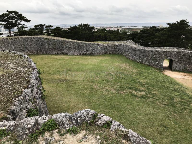 Nakagusuku Castle - Wikipedia |Okinawa Japan Ruins