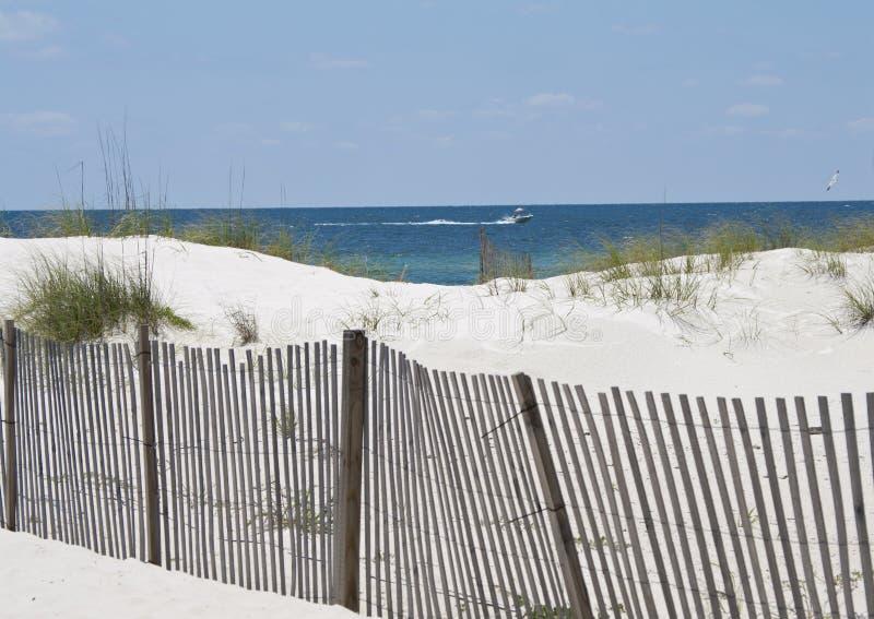 The Scenic Beach stock photography