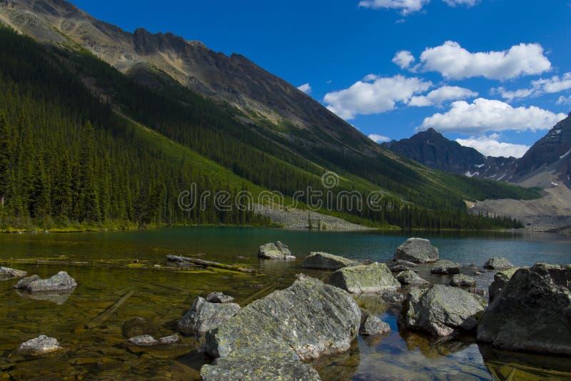 Scenic Consolation Lakes