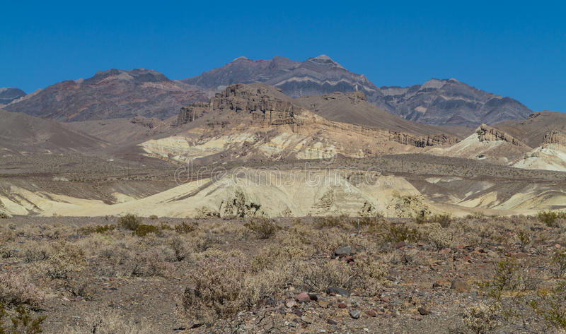 Download Scenic Death Valley stock image. Image of attraction - 24880699
