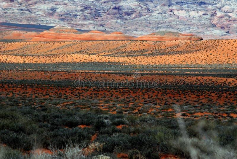 Download Scenic Desert Dune And Rock Ridge Stock Image - Image: 9208899