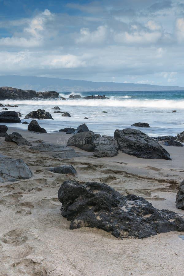 Free Scenic Maui Shoreline Stock Photography - 28210022