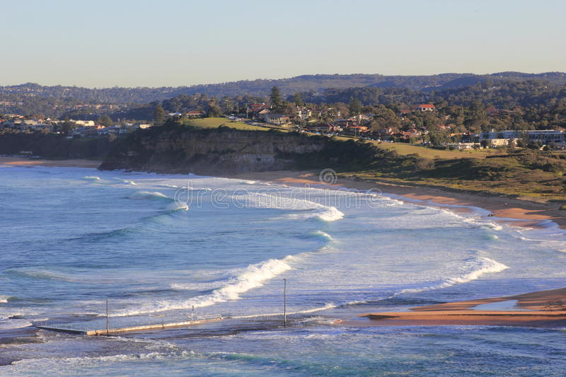Download Mona Vale beach Australia stock image. Image of northern - 20243831