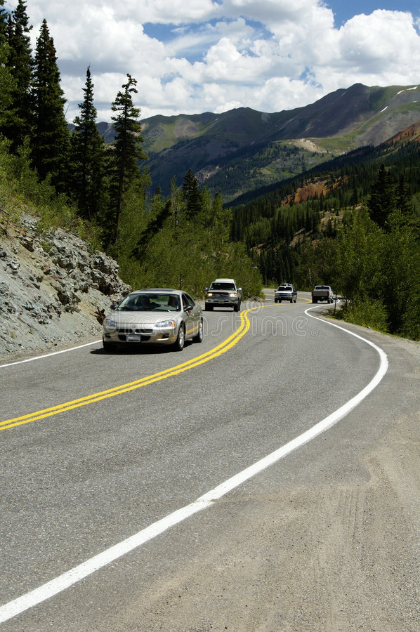 Free Scenic Mountain Highway Stock Photos - 481553