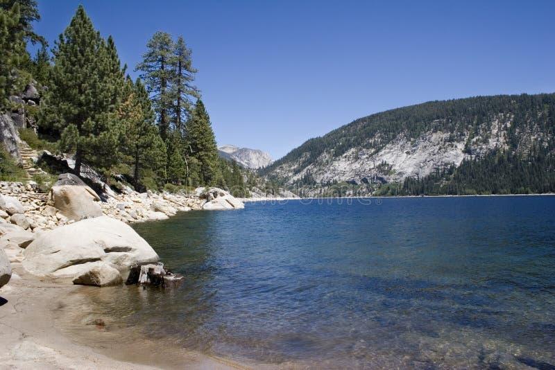 Scenic Mountain Lake,edison Lake Free Stock Image