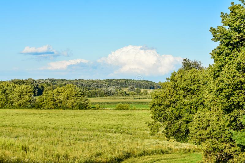 White River County Park - Lake Geneva, Wisconsin stock photos