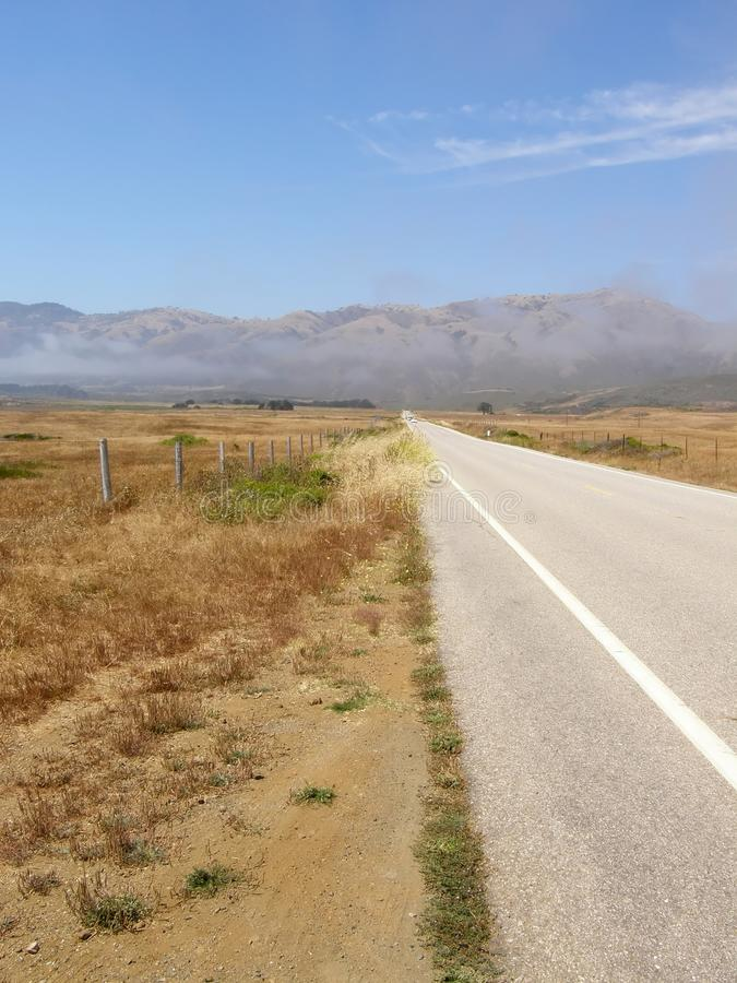 Scenic Route Stock Photography