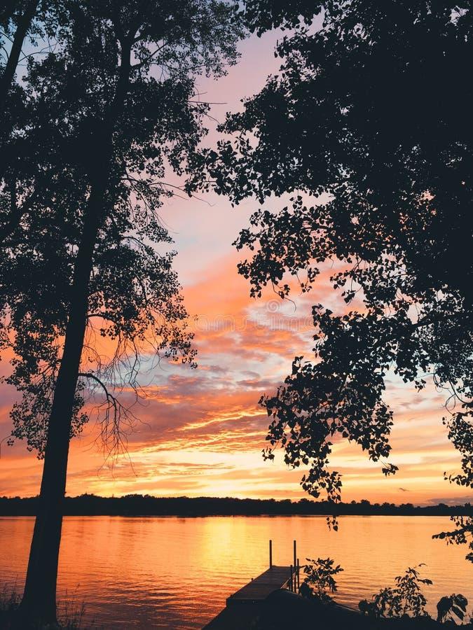 Scenic View stock image