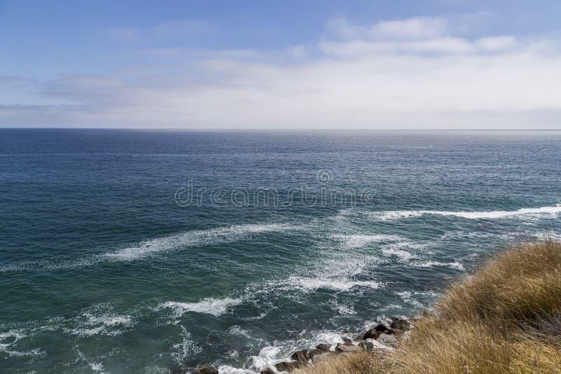 Scenic seaside of Malibu, California stock photos