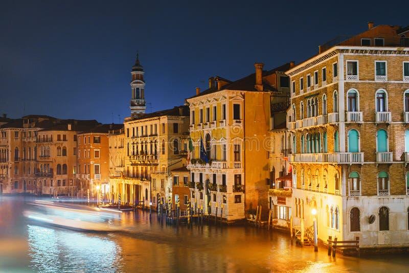 Scenic views of venice Italy royalty free stock photography