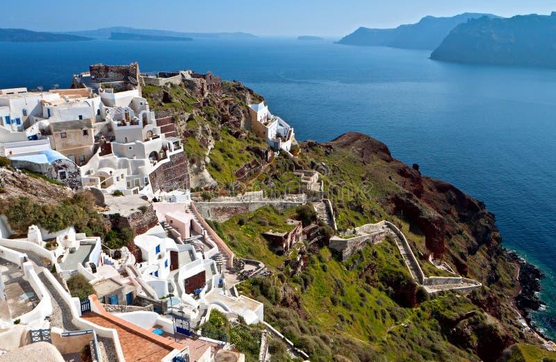 Download Scenic Village Of Oia At Santorini Stock Photo - Image: 24322172