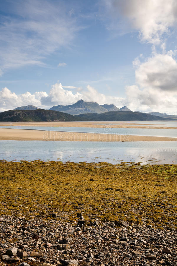 Scenics, Scotland stock photo