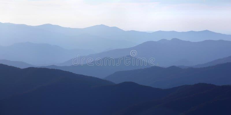 Sceniczna panorama fotografia stock