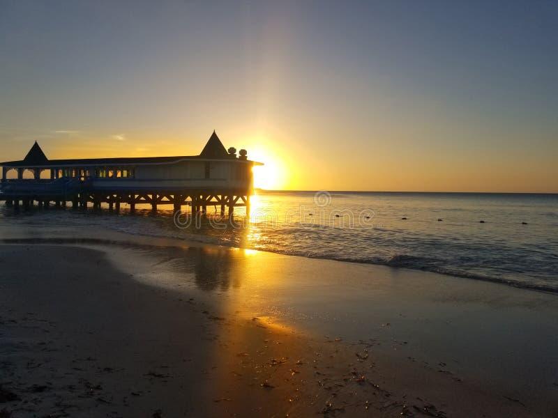 Sceniczne Antigua plaże fotografia royalty free
