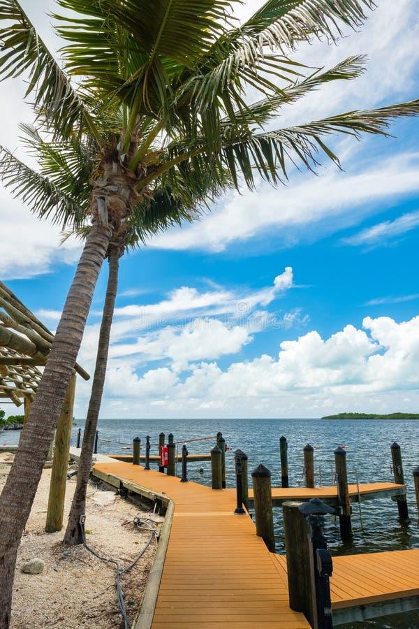Sceniczni Floryda klucze obraz stock