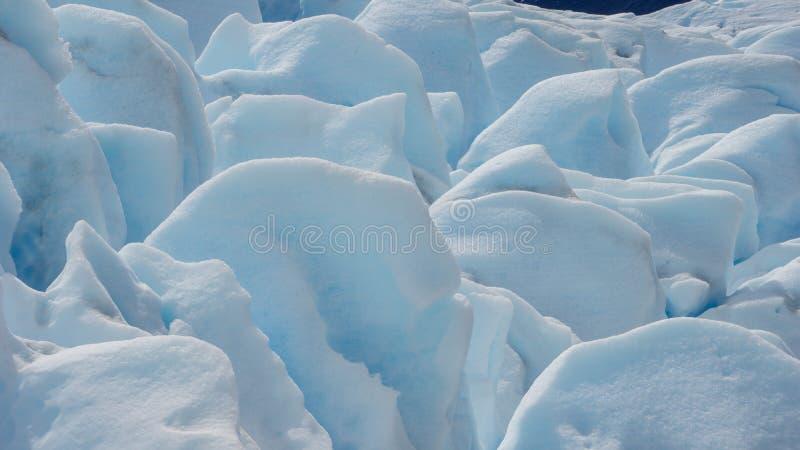 Sceniczni widoki Glaciar Perito Moreno, El Calafate, Argentyna zdjęcie royalty free