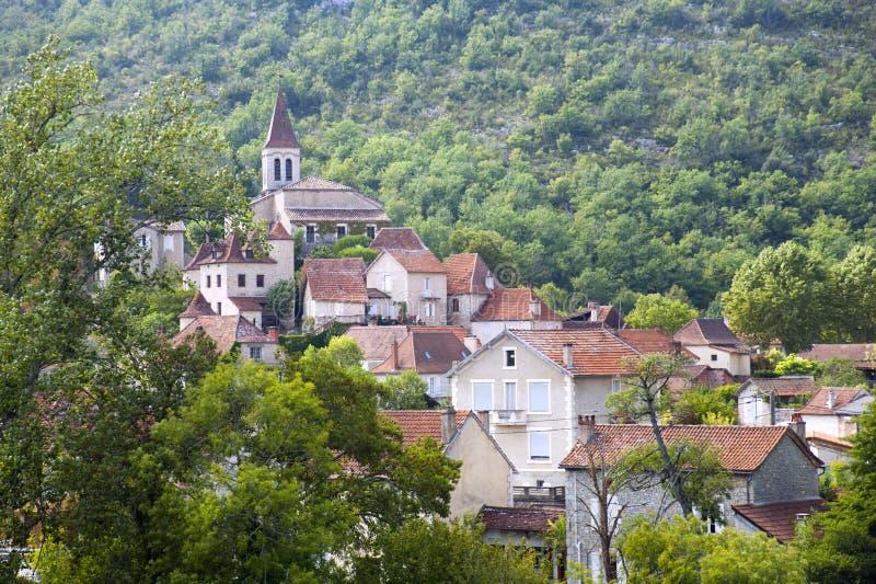 Sceniczny Francja - udział fotografia royalty free