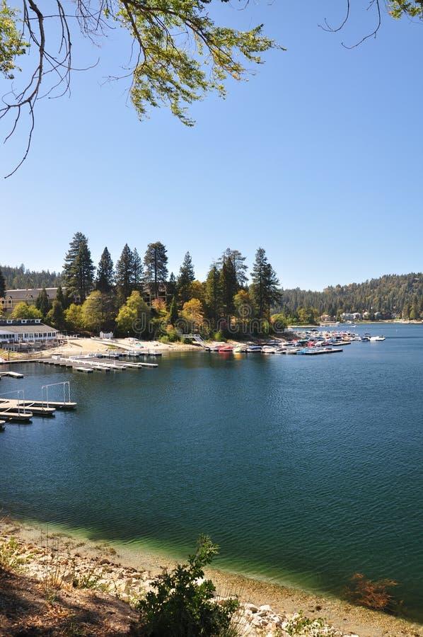 Sceniczny Jeziorny grot obrazy stock