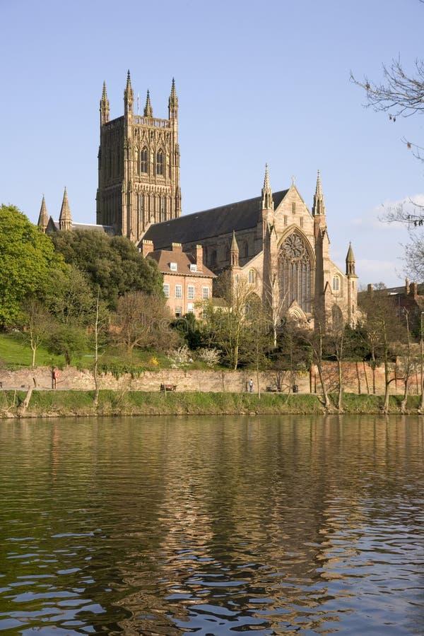 Sceniskt UK - Worcester arkivfoton