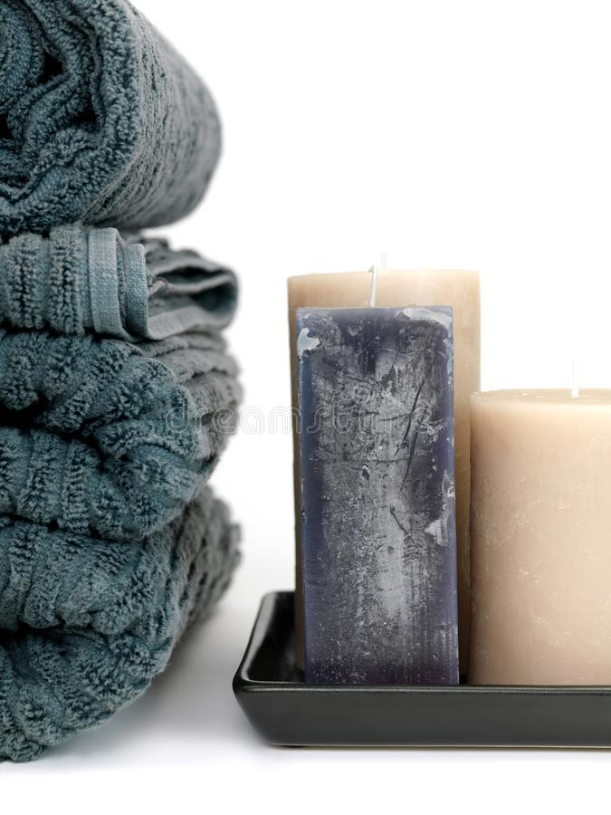 Scented Candles royalty free stock photos