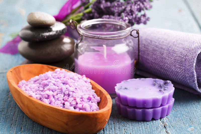 Download Scented candles stock image. Image of aromatic, health - 24662007