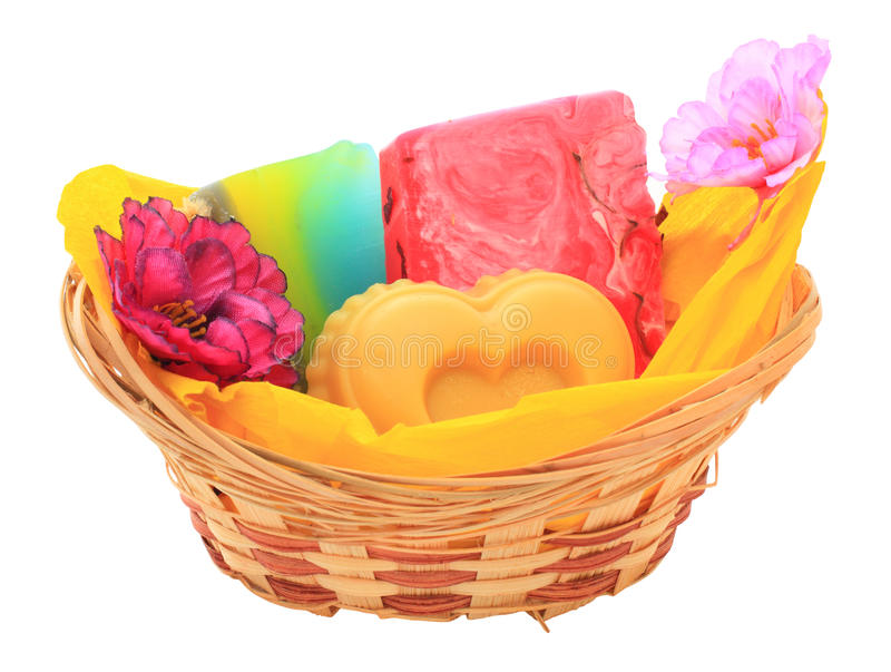 Download Scented Handmade Soap Royalty Free Stock Photos - Image: 22555778