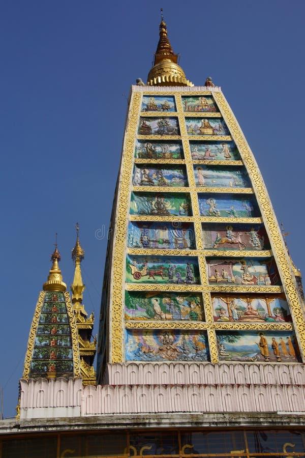 Sceny Buddha życie obraz stock