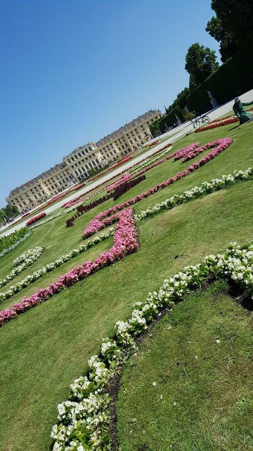 Schönbrunn imagen de archivo libre de regalías