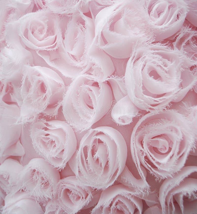 Schäbige schicke Rose Background lizenzfreies stockbild