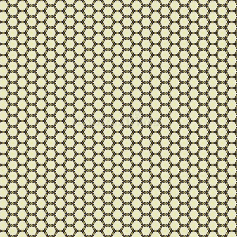 Schäbiger Hintergrund der Weinlese mit noblen Mustern stock abbildung
