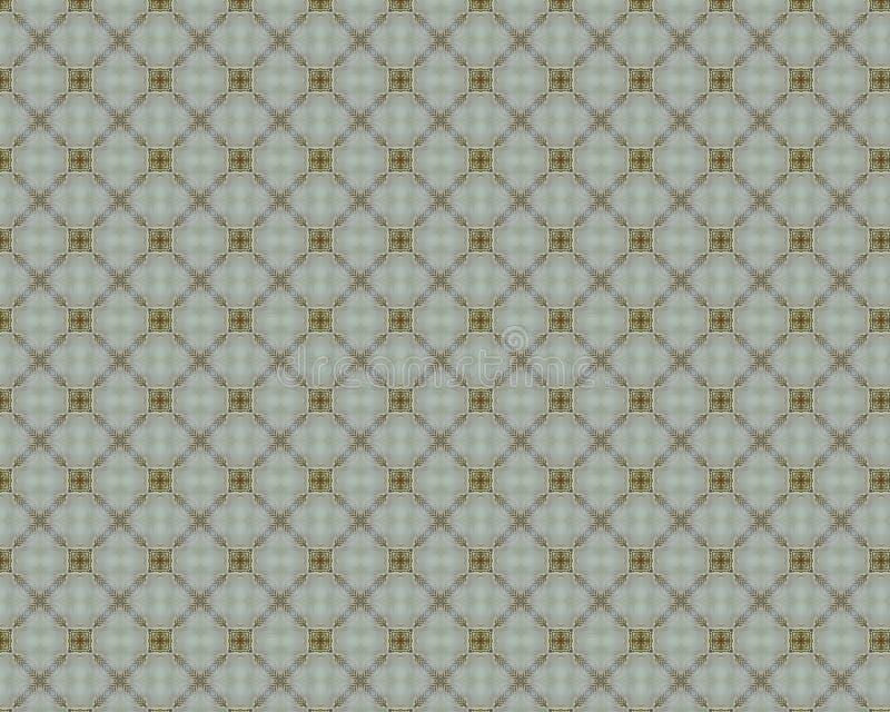 Schäbiger Hintergrund der Weinlese mit noblen Mustern lizenzfreie abbildung