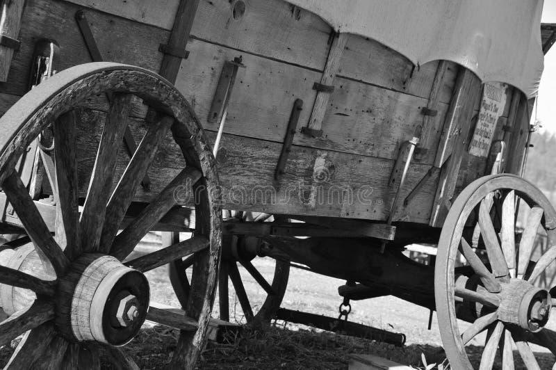 Schädigender Stagecoach 2 stockfotografie