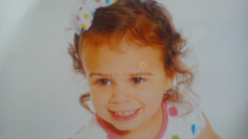 Schätzchen girl lizenzfreie stockfotos